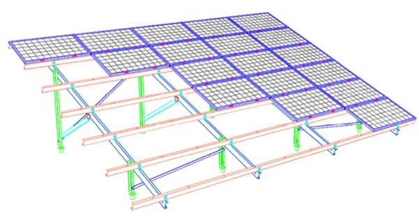 Renewable energy division – Grupo Lacor
