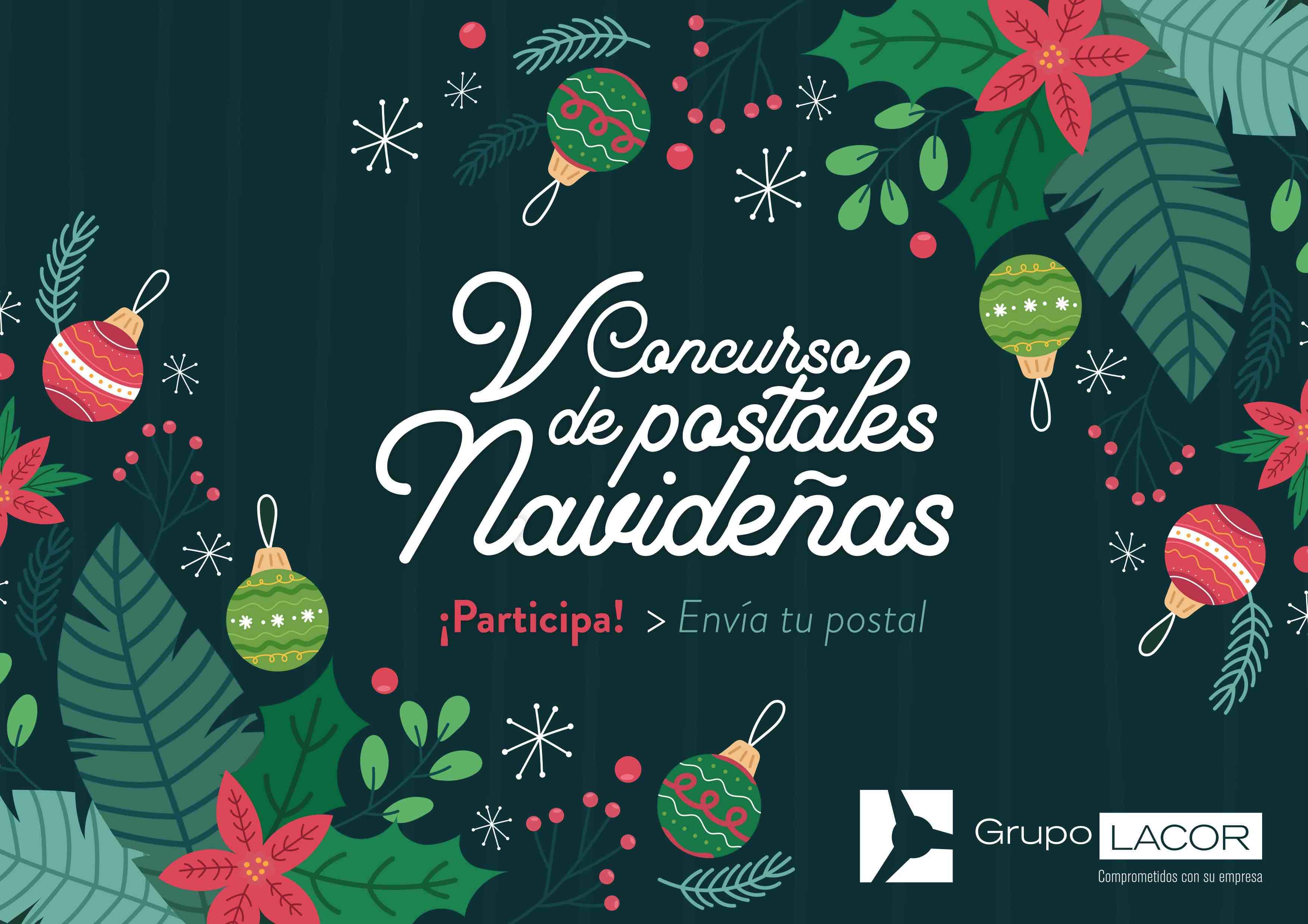 V Concurso Navidad Para Hijos Y Nietos De Empleados De Grupo
